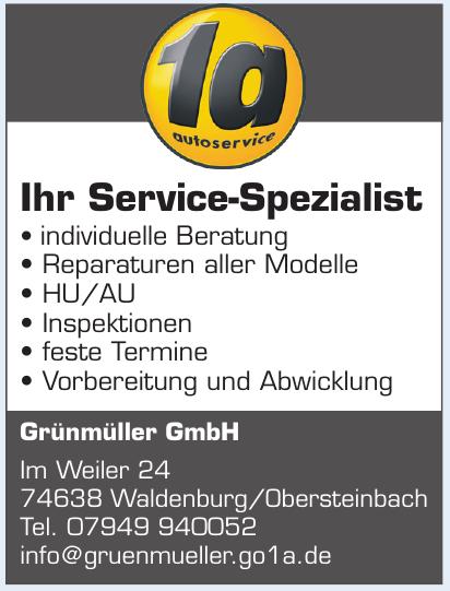 Grünmüller GmbH