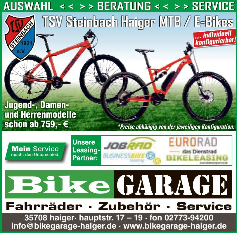 Bikegarage Haiger