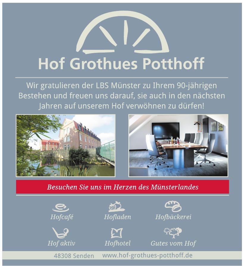 Hof Grothues-Potthoff