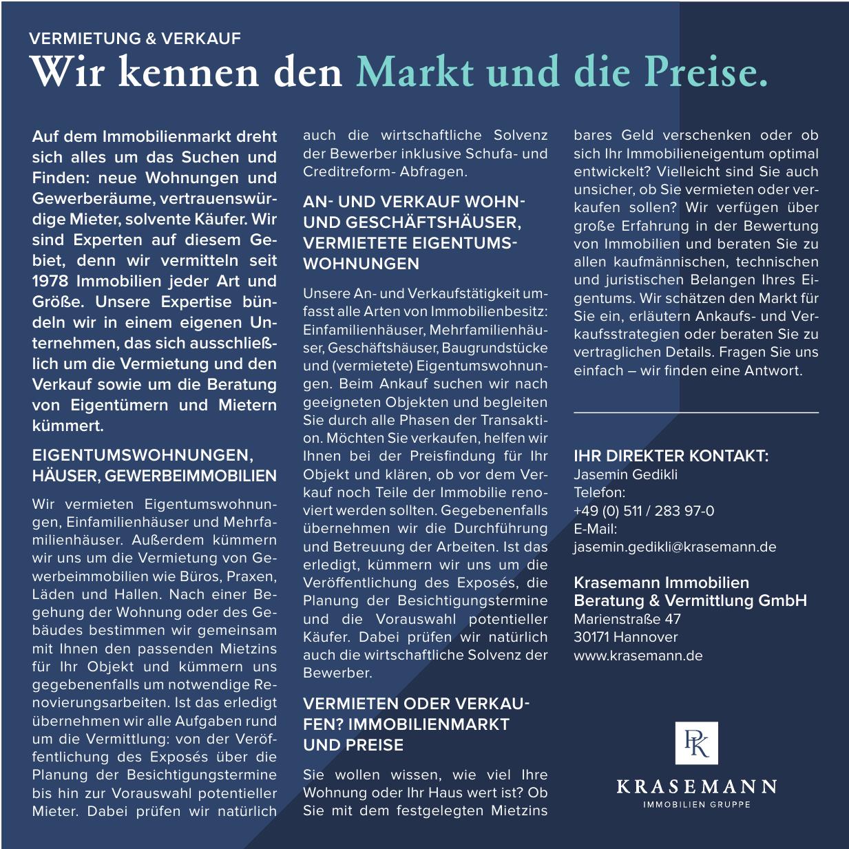 Krasemann Immobilien Gruppe