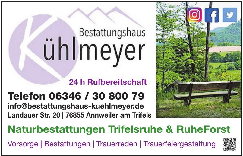 Bestattungshaus Kühlmeyer