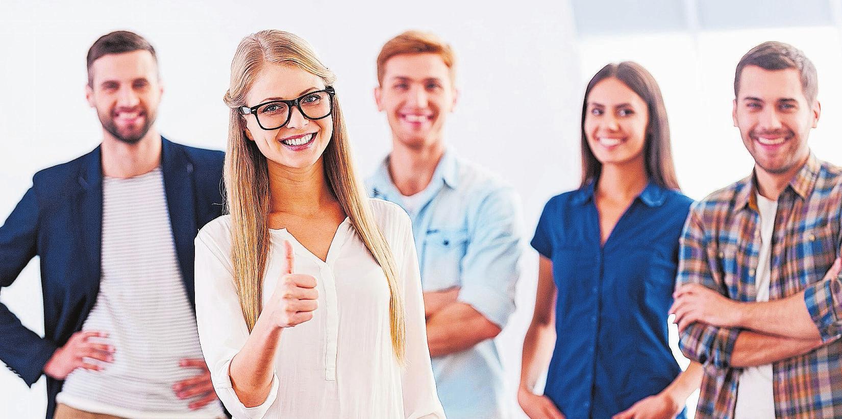 Gezielte Weiterbildungen und Sprachkurse eröffnen neue Chancen im Berufsleben. Bild: PD