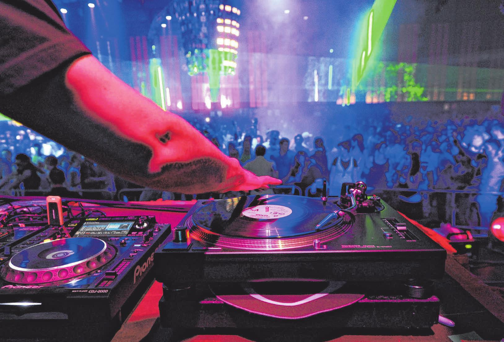 In diesem Jahr legt DJ Beats für das Publikum auf. FOTO: EMILY WABITSCH