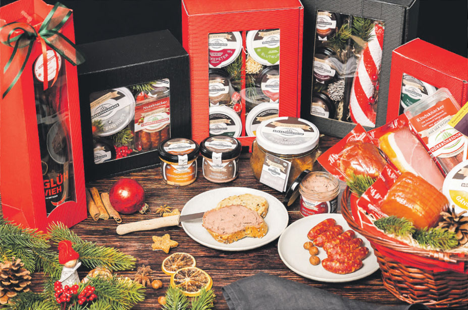 Genuss zum Verschenken: Kulinarische Präsente sind perfekte Geschenkideen für Menschen, die Wert auf regionale Qualität legen