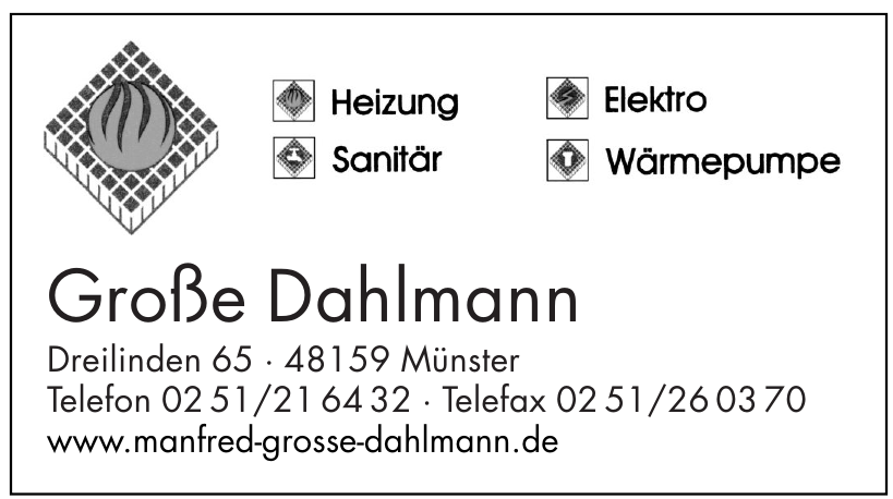 Große Dahlmann