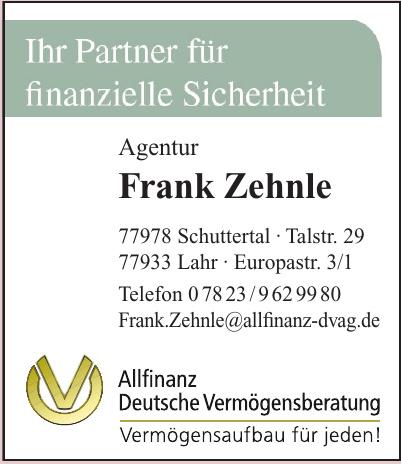 Agentur Frank Zehnle