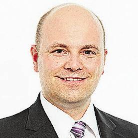 Andreas Probst Vorsitzender der Bankleitung, Raiffeisenbank Weissenstein