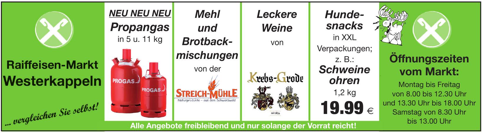 Raiffeisen-Markt Westerkappeln