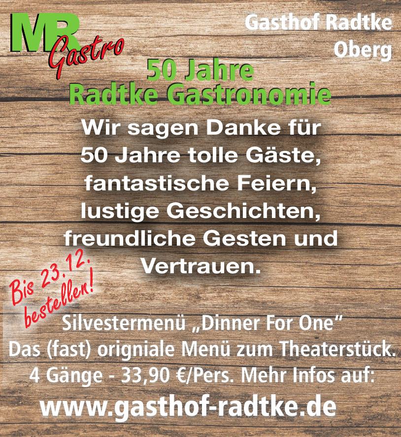 Gasthof Radtke Oberg