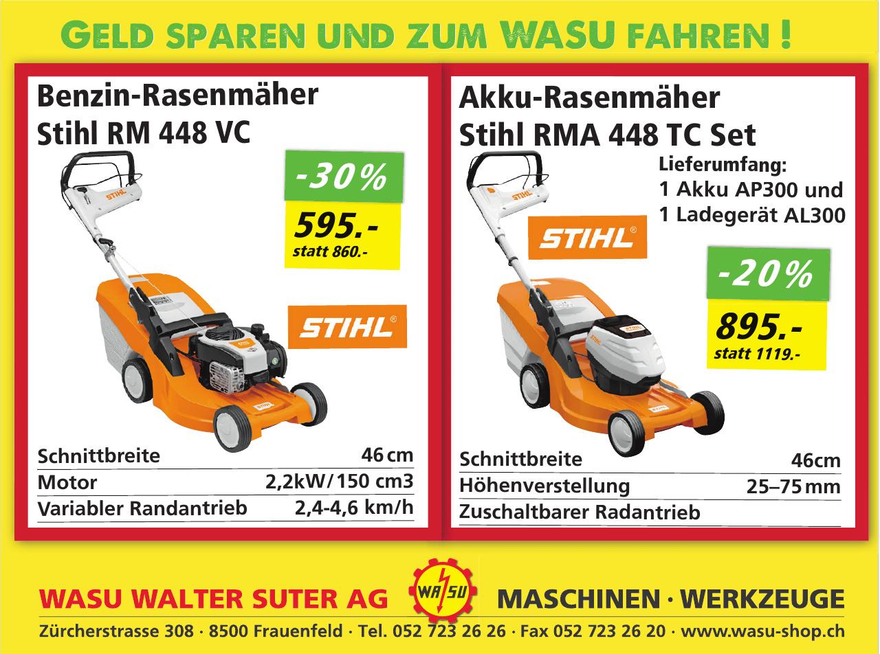 Wasu Walter Suter AG