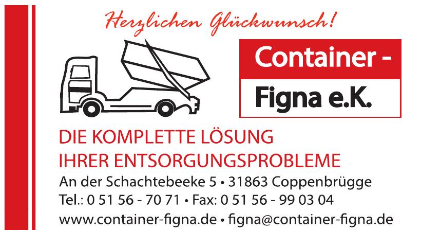 Container Figna e.K.