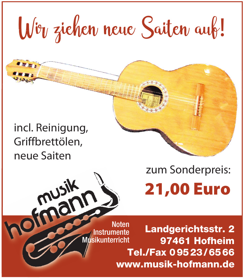 Musik Hofmann