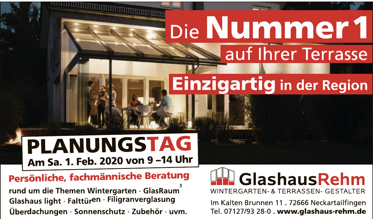 Rehm Glashaus GmbH