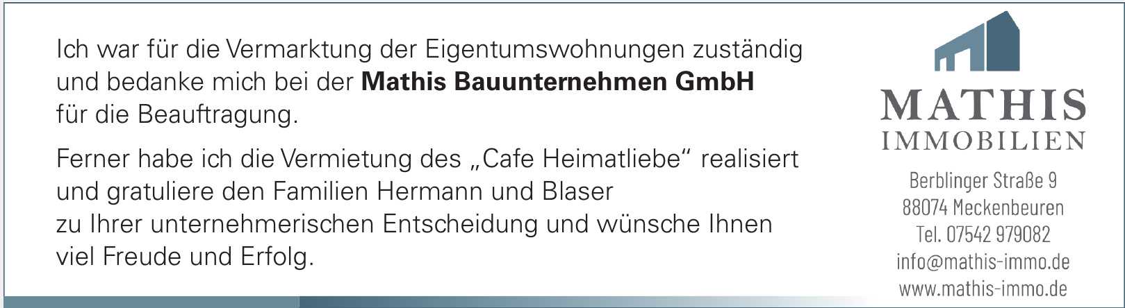 Mathis Immobilien