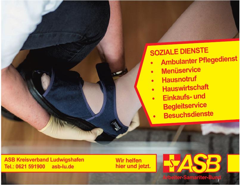 ASB-Kreisverband Ludwigshafen e.V.