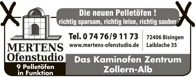 Mertens Ofenstudio