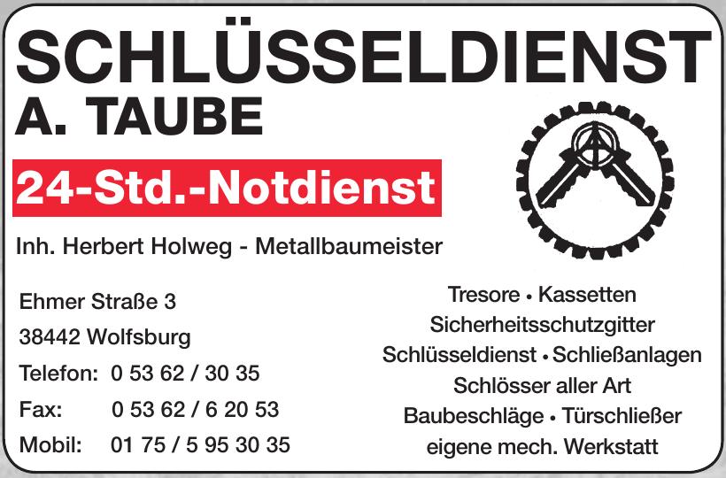 Artur Taube, Inh. Herbert Holweg e.K.