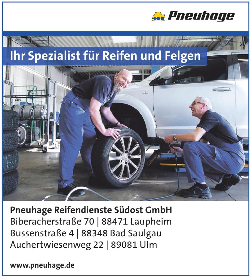Pneuhage Reifendienste Südost GmbH