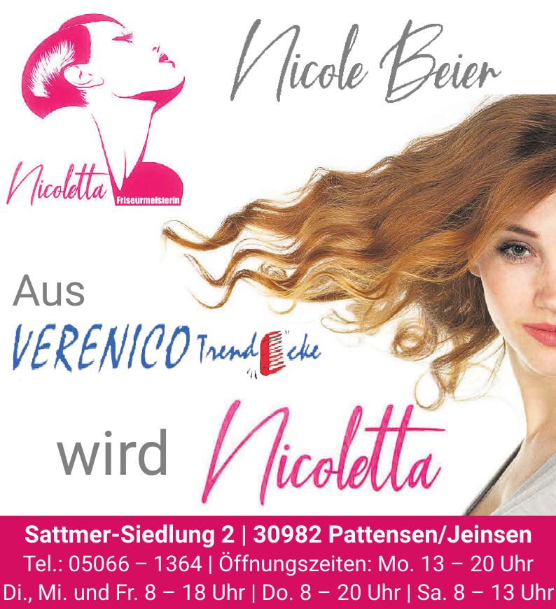 Verenico Friseurmeister-Team Verena Feist und Nicole Beier
