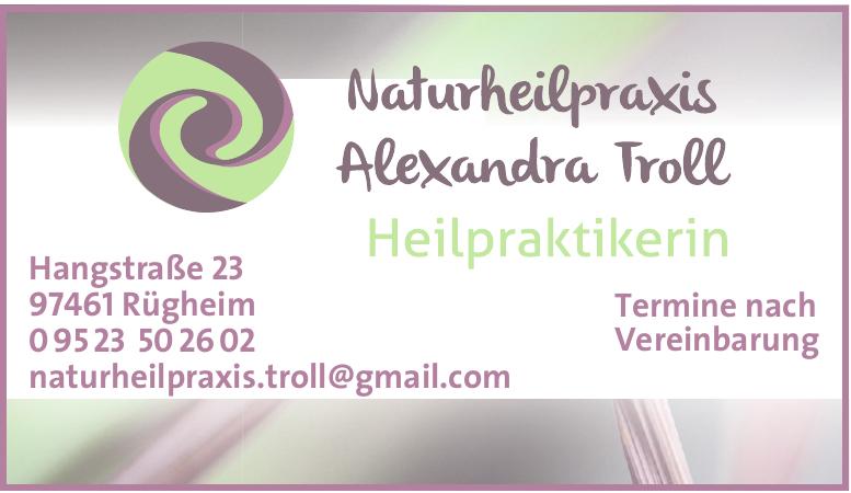 Naturheilpraxis Alexandra Troll