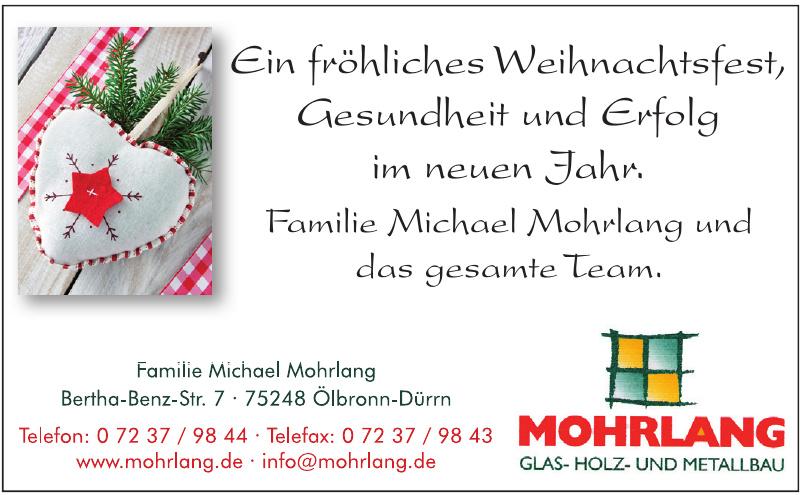 Mohrlang