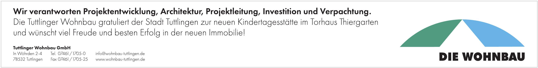 Die Wohnbau Tuttlinger Wohnbau GmbH