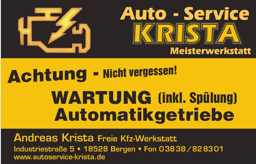 Auto-Service Krista