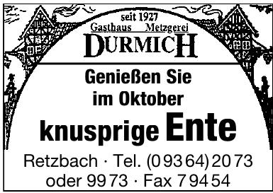 Gasthaus Durmich