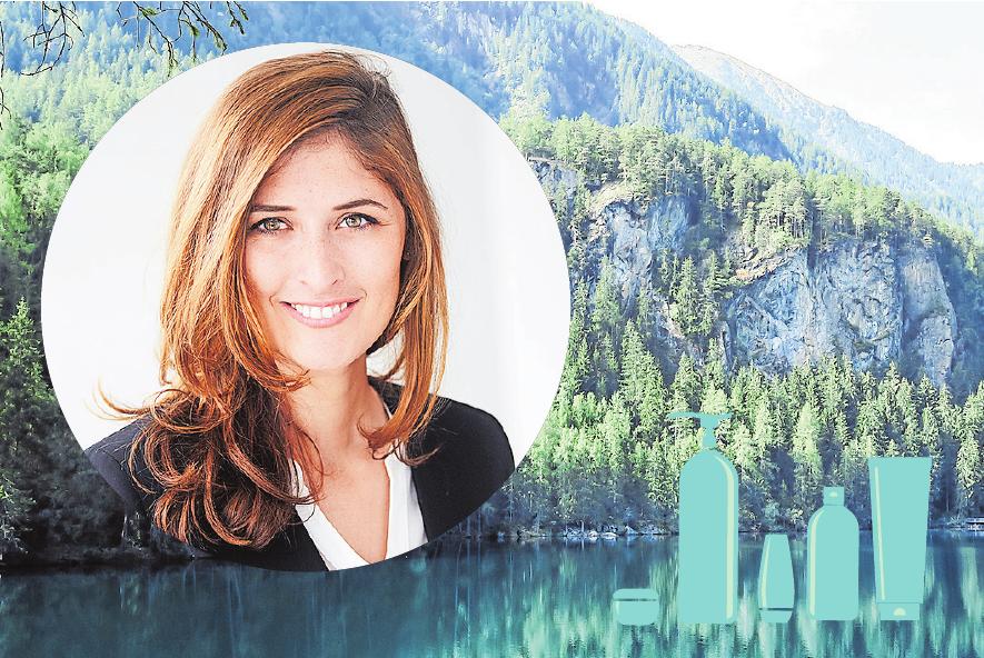 Christine Steger, Geschäftsführerin Mann & Schröder Cosmetics, legt Wert auf einen verantwortungsvollen Umgang mit natürlichen Ressourcen. Foto: Mann & Schröder
