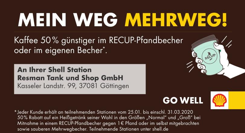 Schell Station Resman Tank und Shop GmbH