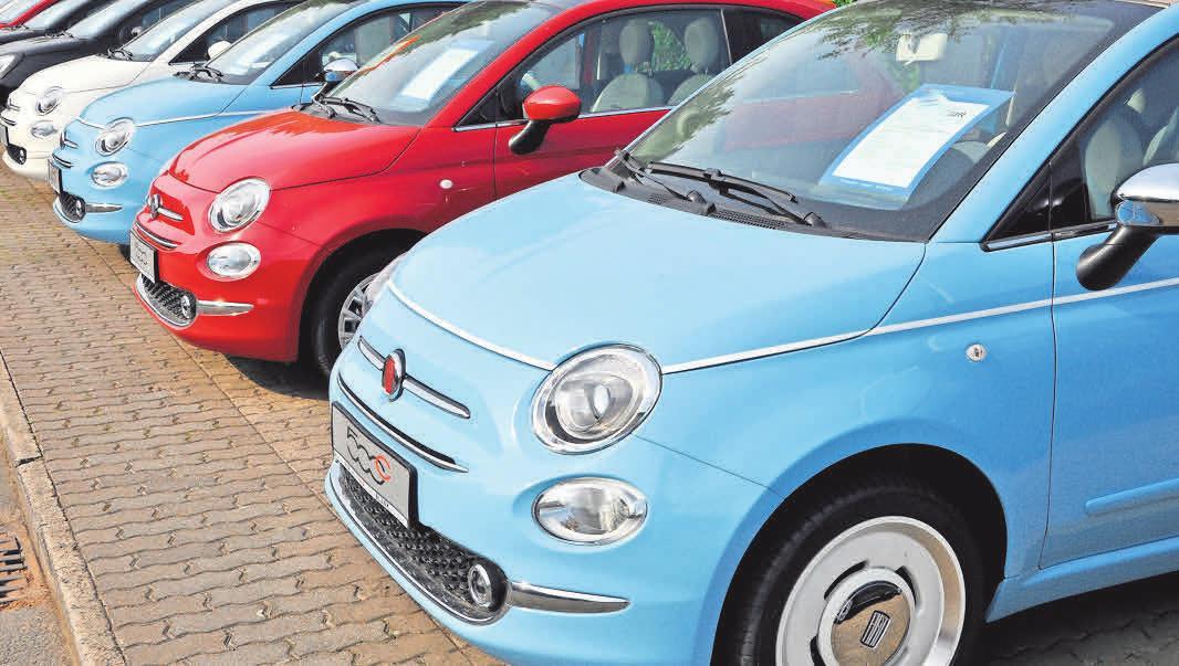 Der Fiat 500 ist in allen Modellvarianten eine Erfolgsgeschichte.