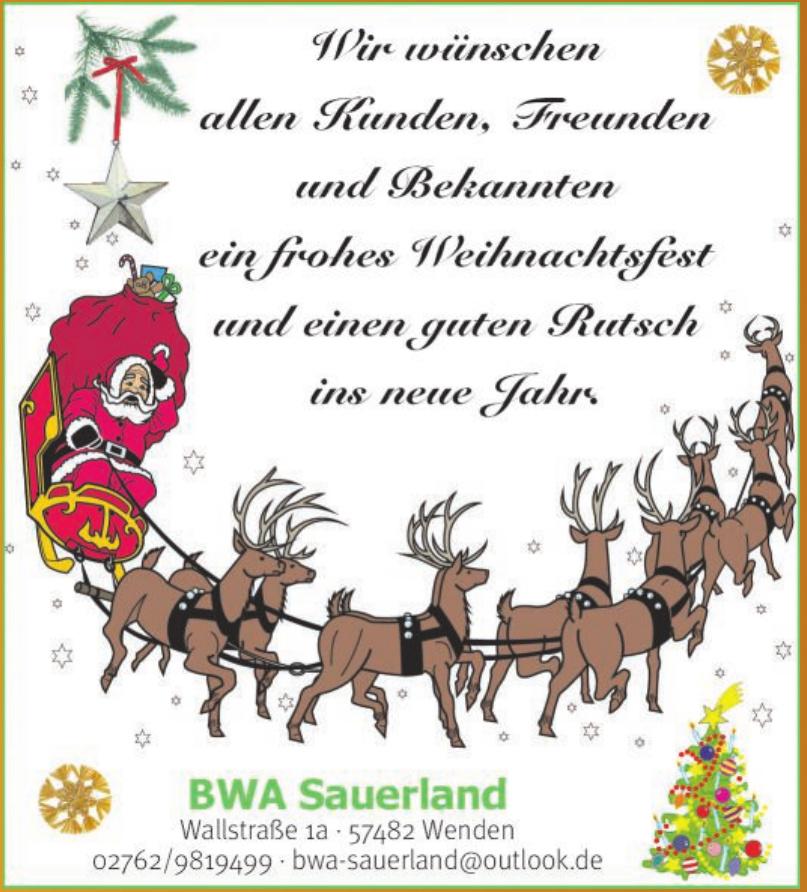 BWA Sauerland