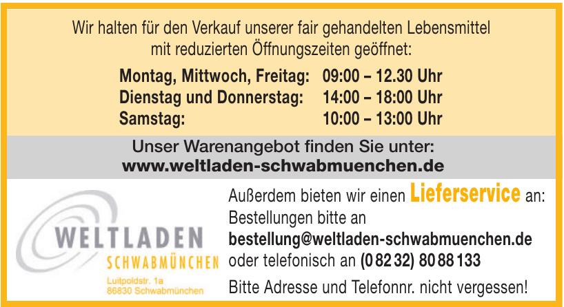 Weltladen Lech-Wertach eG