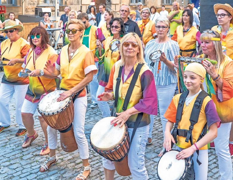 Bürgerfest Bayreuth: Eine Stadt im Feiermodus Image 1