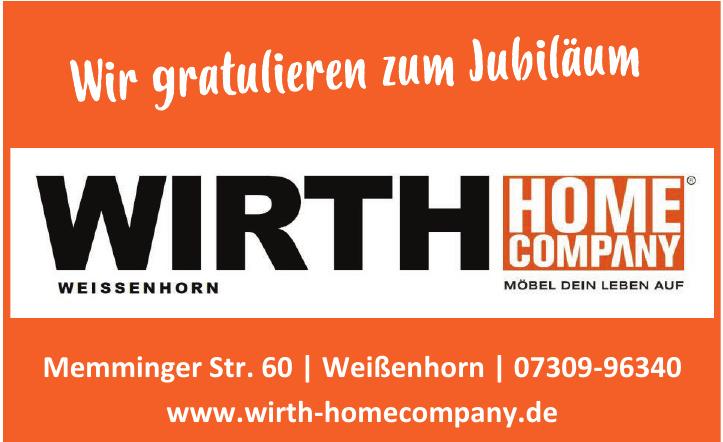 Wirth Home Company Weissenhorn