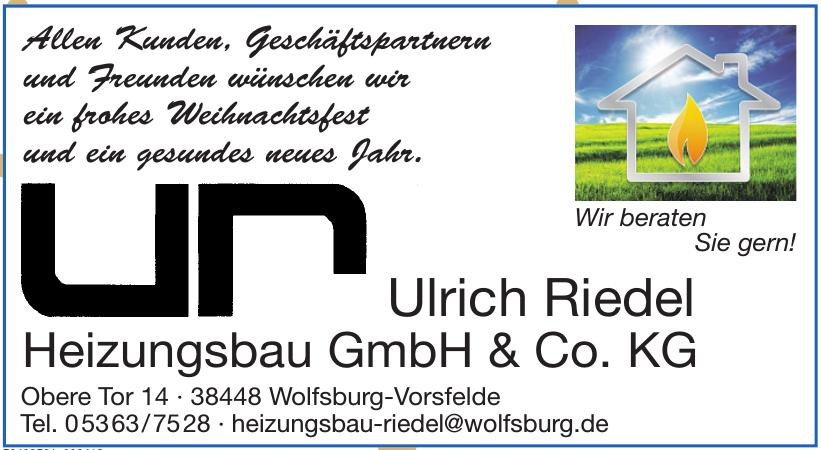 Ulrich Riedel Heizungsbau GmbH & Co. KG