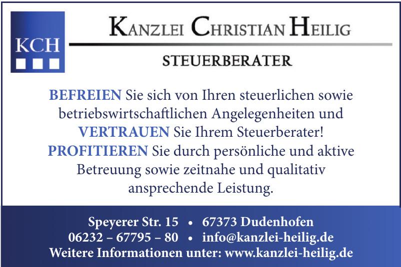Kanzlei Christian Heilig