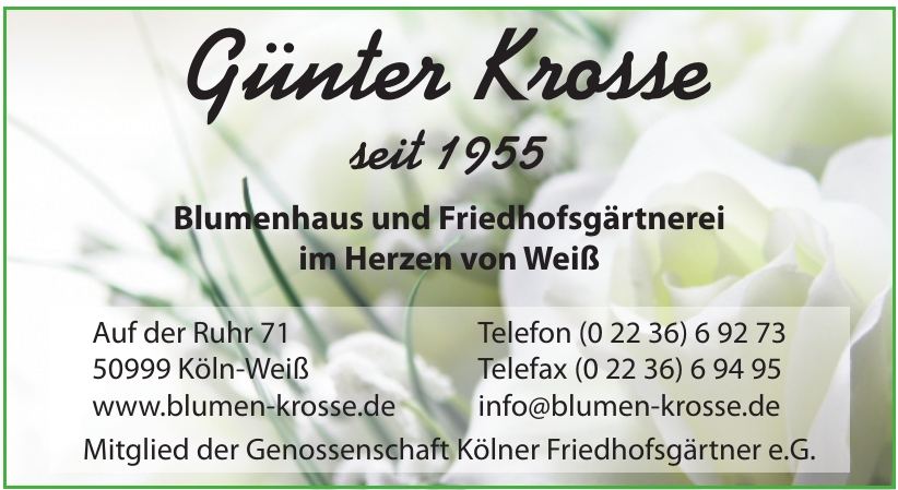 Günter Krosse