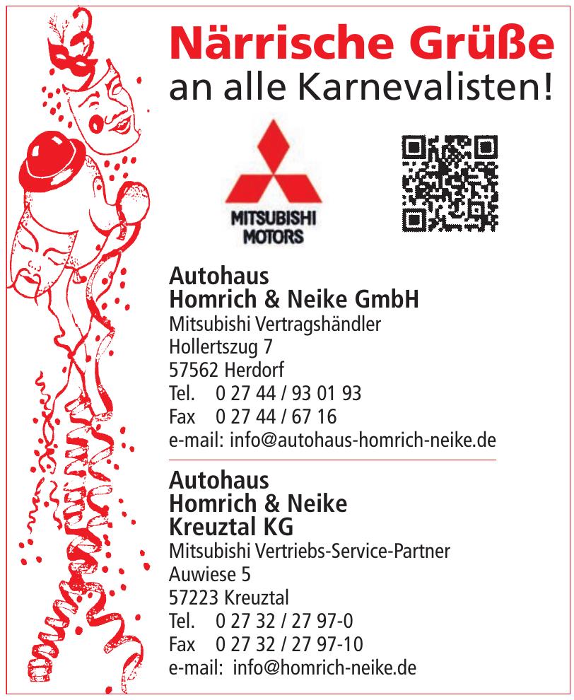Autohaus Homrich & Neike GmbH