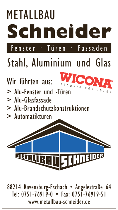 Metallbau Schneider