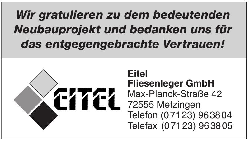 Eitel Fliesenleger GmbH