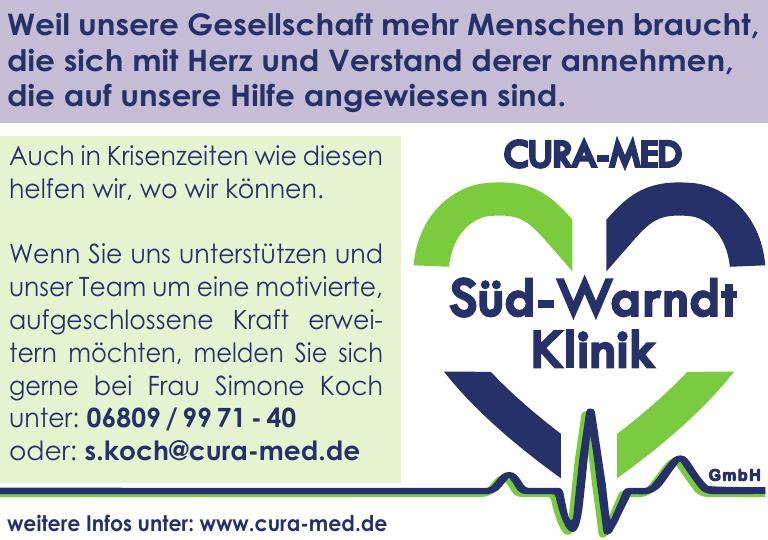 Cura-Med Süd-Warndt Klinik GmbH