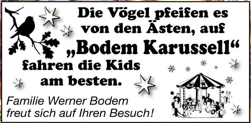 Familie Werner Bodem
