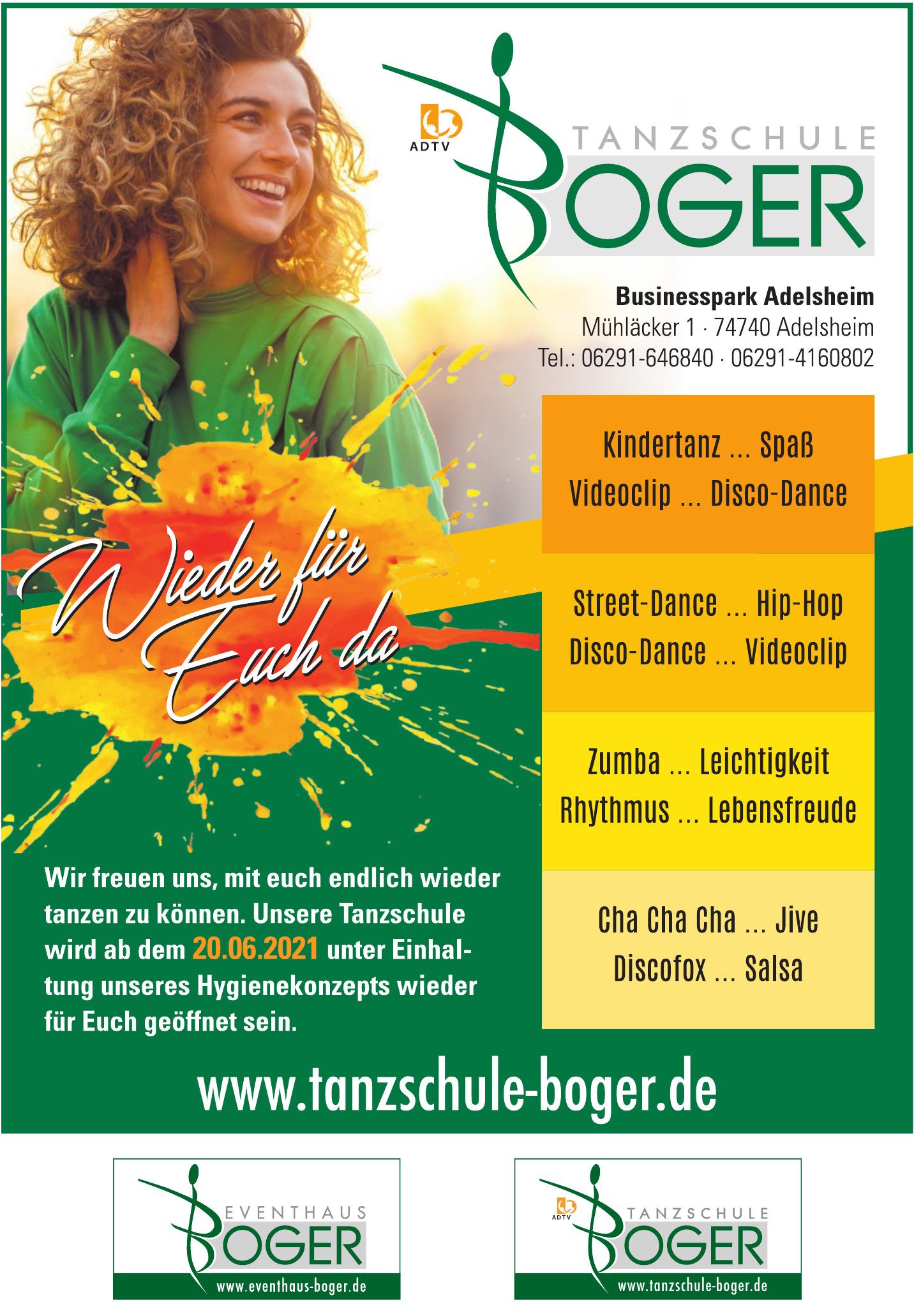 ADTV Tanzschule Boger