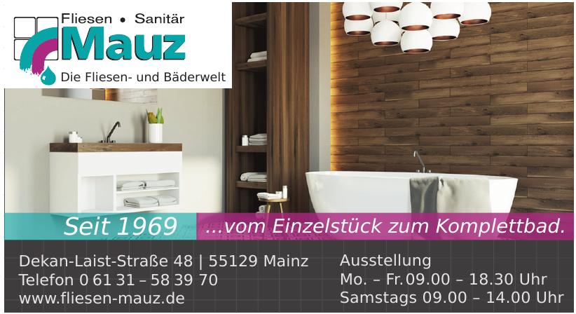 Fliesen Mauz GmbH