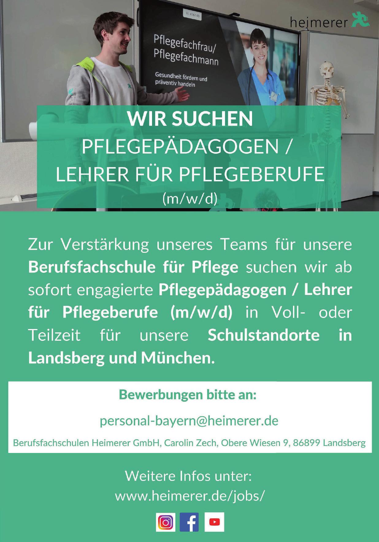 Berufsfachschulen Heimerer GmbH