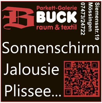 Parkett-Galerie Buck