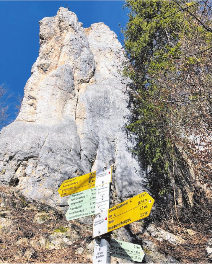Der Weg durch das Felslabyrinth Image 1