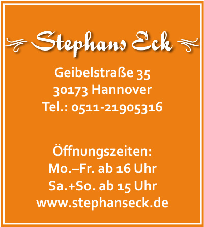 Stephaus Eck
