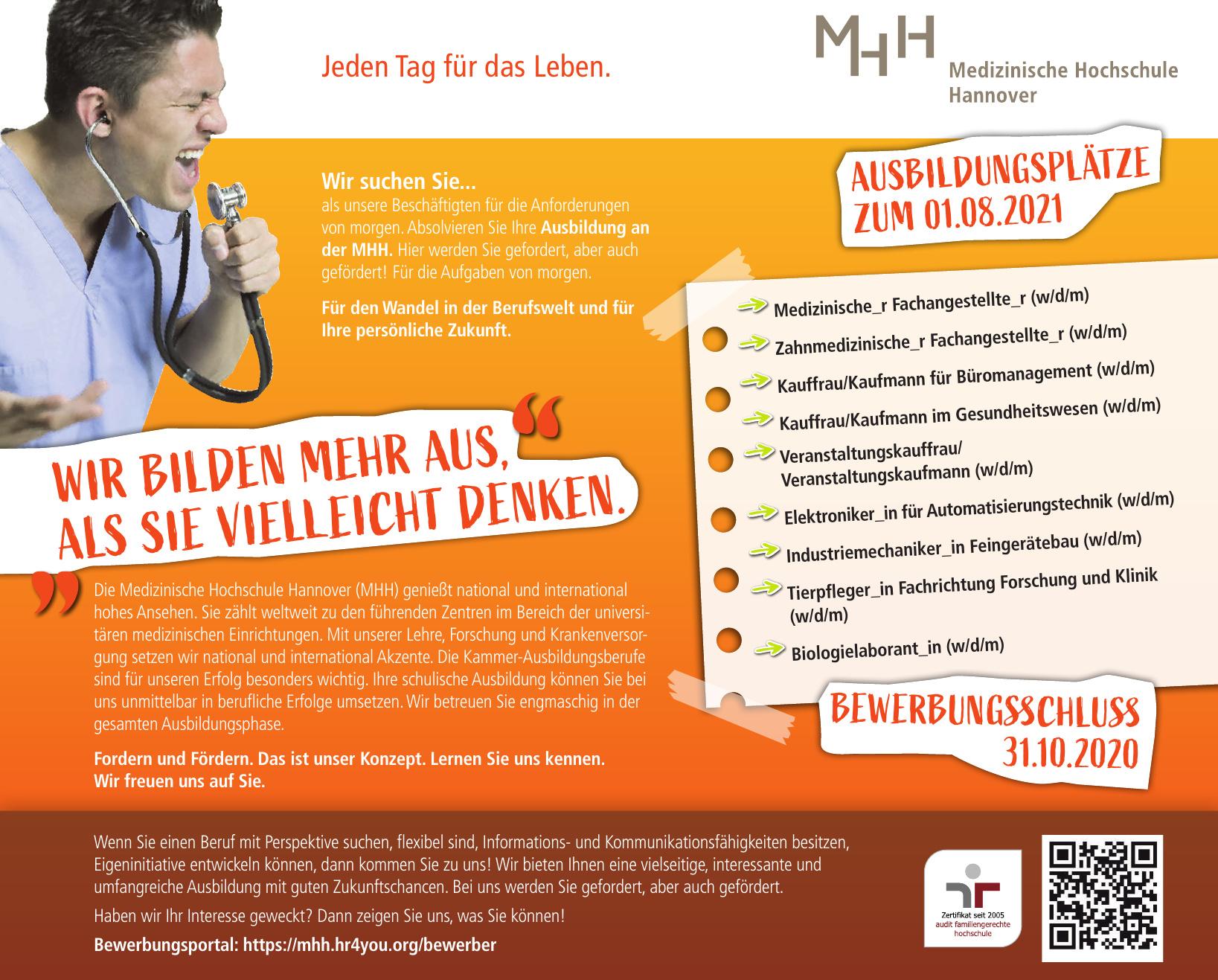 Medizinische Hochschule Hannover (MHH)